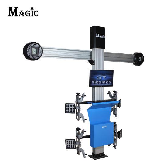 3D Wheel Alignment Machine Equipment for 2 Post Car Lift