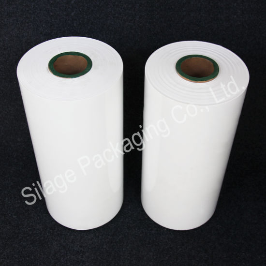 White Color, 500mm*25mic*1800m, 100%LLDPE Silage Wrap Film pictures & photos
