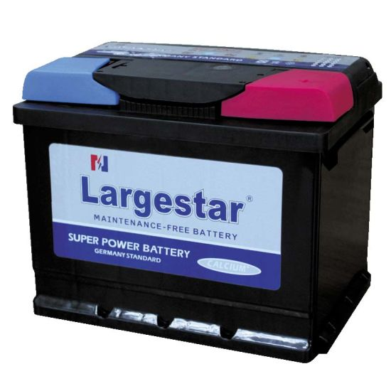 Mf Storage Automobile Rechargeable Car Battery (MF DIN50)