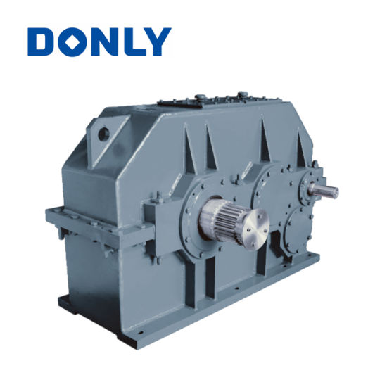 Dlqy. D Foot-Mounted Crane Gearbox pictures & photos