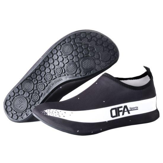 Dfaspo Double Layer Fashion Beach Yoga Kayak Water Shoes