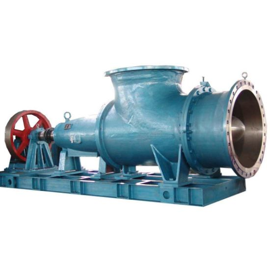 Axial Flow Chemical Pump, Horizontal Axial Flow Pump (HZW) pictures & photos