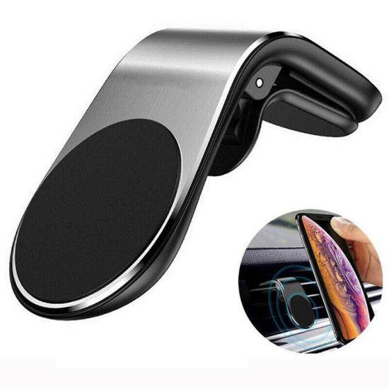 Universal Mini Air Vent Mount Magnetic Car Phone Holder