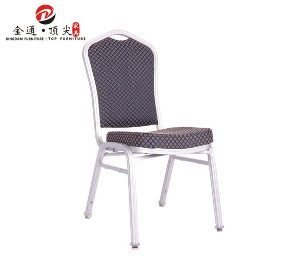 Restaurant Dining Furniture Wholesale Wedding Event with Covers and Sashes Stackable Used Banquet Chairs for Sale