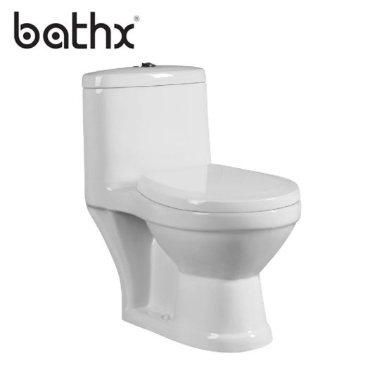Small Kids Size Washdown One Piece Water Closet Toilet Bowl for Children (PL-3804)