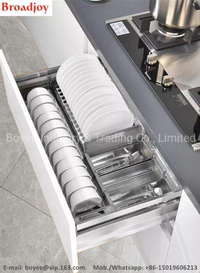 Kitchen Drainer 2 Tier Metal Shelf