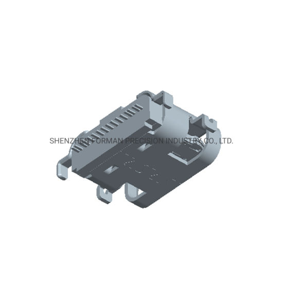 Quicke Charger Type C 3.1 Socket Connectors PCB Board Terminals USB 3.1 Receptable with Quality Assurance