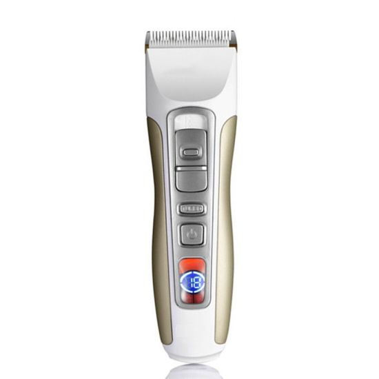Water Wash Small Electric Men's Trimmer Hair Clipper & Trimmer