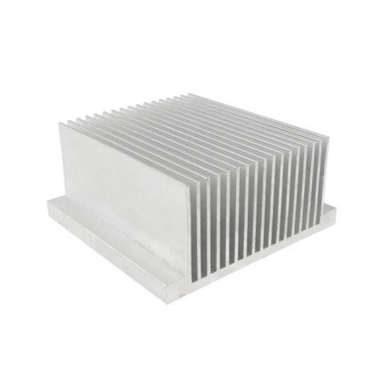 Power Amplifier Heat Sink Aluminum LED Heatsink Extruded