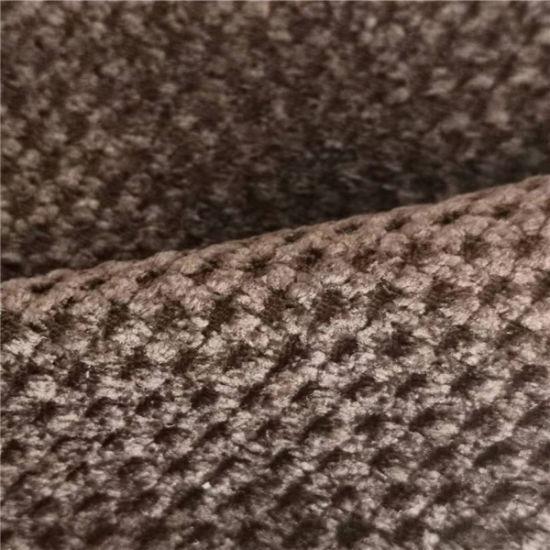 Sofa Fabric Polyester Velvet Home Textile Upholstery 20