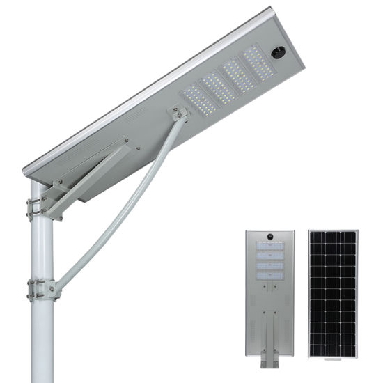 80W Outdoor All in One/ Integrated Solar LED Street Garden Light pictures & photos