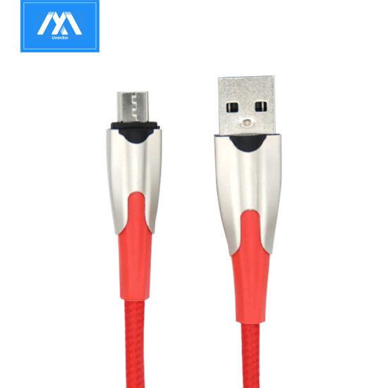 Factory Direct Supply Mobile Phone Accessories Micro USB Charging Cable Data Cable for Samsung