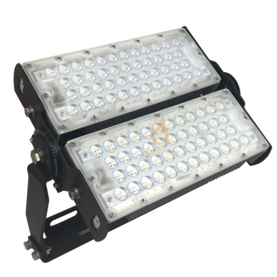 160lm/W High Brightness 200W Modular Adjustable LED Tunnel Light