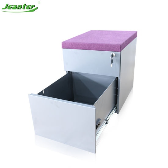China 2 Drawers Index Card File Cabinet