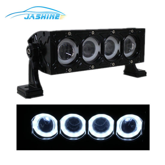 China good selling halo bar light led lamp for jeep atv angle eyes good selling halo bar light led lamp for jeep atv angle eyes light bar waterproof ip68 led light bar halo mozeypictures Image collections