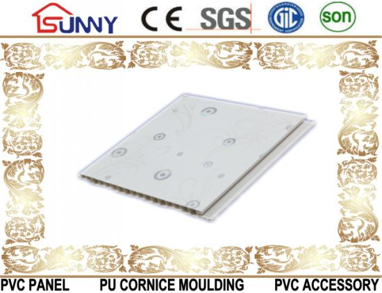 New Design PVC Ceiling Board and PVC Wall Panel with Best Quality and Price pictures & photos