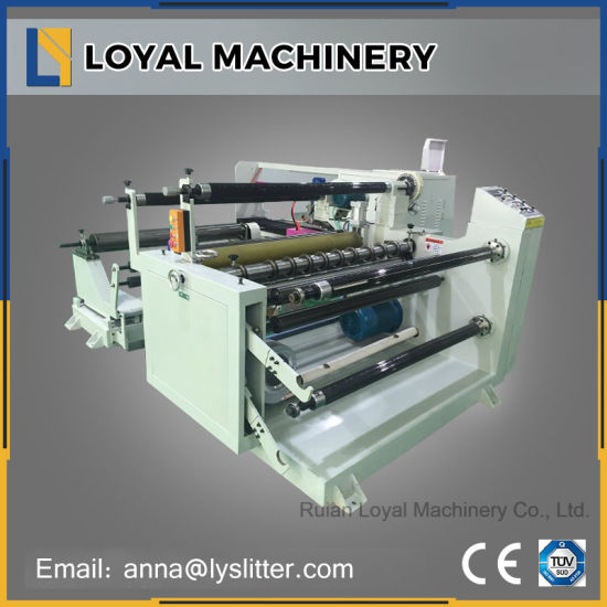 High Quality Paper Cup and Paper Board Slitting Machine pictures & photos