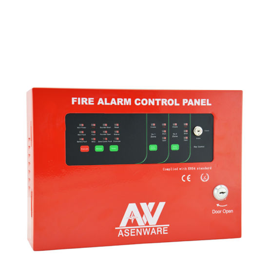 Conventional Wire 2 Zone Fire Alarm Control Panel pictures & photos