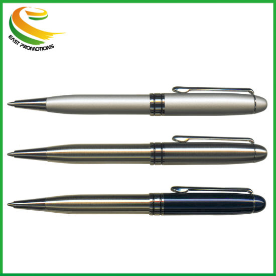 Metal Pen with Customized Laser Logo pictures & photos