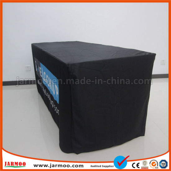 Hot Selling Branded Promotional Stretch Table Cover pictures & photos