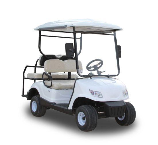 Ce Certificate 4 Seats Golf Club Course Electric Golf Carts