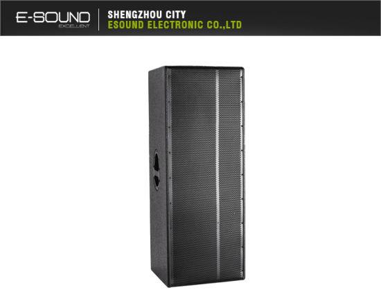 Dual 15 Inch High Quality Boom Box Speaker Pd215f