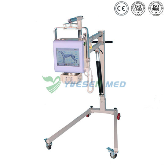 Ysx040-C Hospital China Top Sale Portable Digital X Ray Machine Portable X-ray Machine pictures & photos