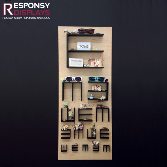 Point of Sales Alcohol Wooden Floor Display Case pictures & photos