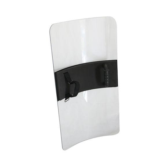 PE Bulletproof Shield Steel Plate Anti Riot Shield