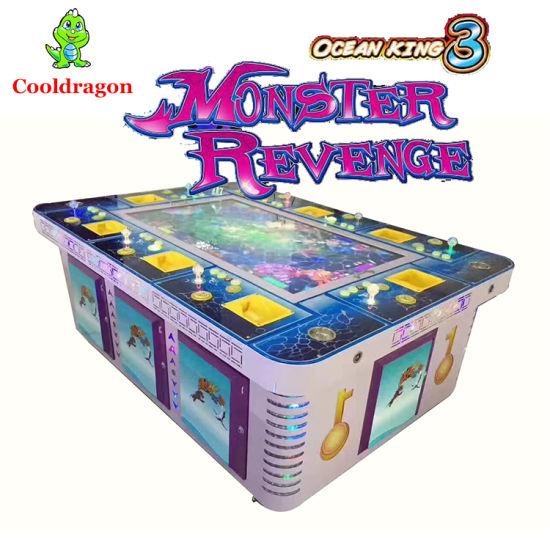 Igs Fish Hunter Machine /Shooting Fishing Game for Sale/ Fish Hunting Video Arcade Game Machine
