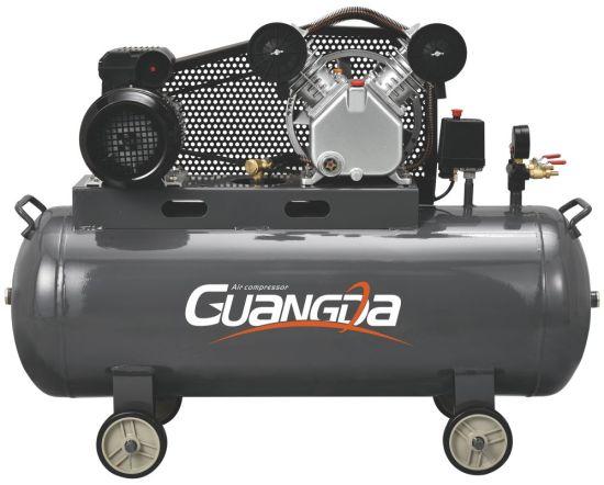 (V-0.12/8) 50L 1.5HP 1.1kw Belt Driven Industrial Air Compressor