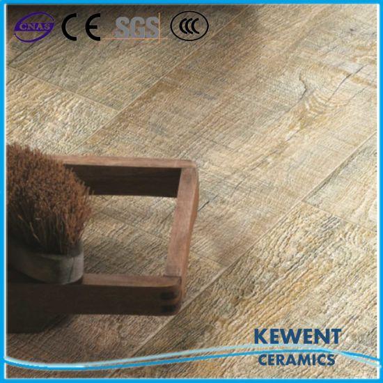 20X120 Matte Finish Wooden Porcelain Floor Tiles