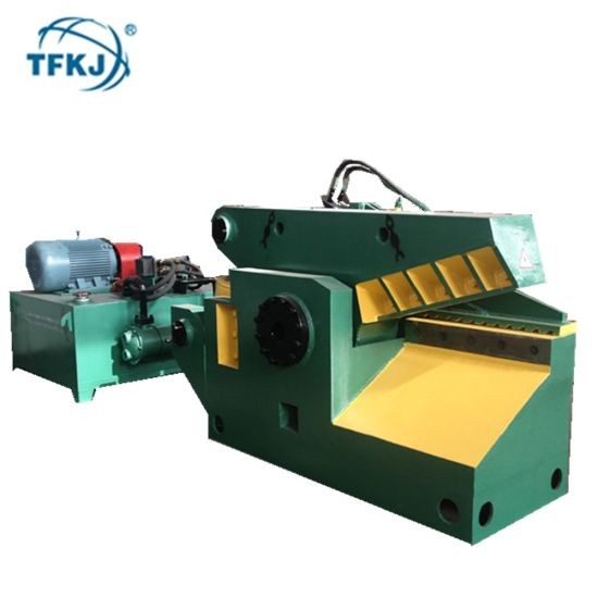 Quality Supplier Hydraulic Waste Metal Press Cutting Machine