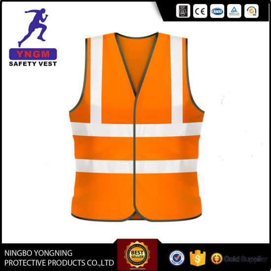 Lighting Work Traffic Reflective Safety Vest pictures & photos