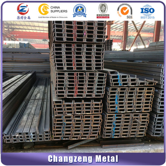 Hot Rolled Channel Iron Steel Bar (CZ-C114) pictures & photos