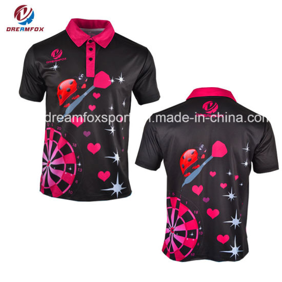 China Sublimation Fabric Sportswear Custom Breathable Quick Drying