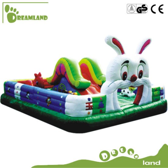Large Size Interesting Kids Inflatable Bouncer with Blower pictures & photos