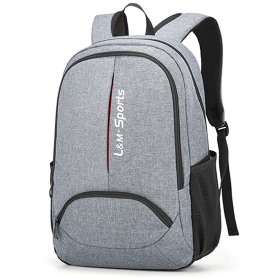 308d18065bf2 Female Double Shoulder Business Computer Bag Men′s Travel Backpack College  High School Student Bag