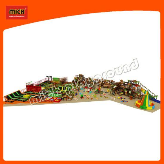 Children Amusement Indoor Playground Equipment for Sale