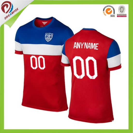 Cheap Best Sell Good Quality 100% Polyester Soccer Uniform Kits. Get Latest  Price 0117e030d