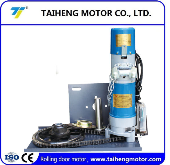 Th AC 600kg Roller Shutter Door Motor with Different Functions
