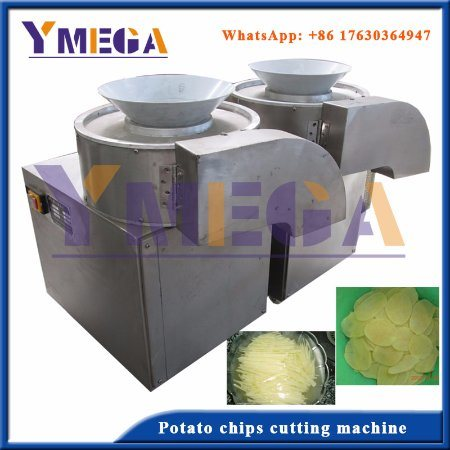 Advanced Design Qualified Frozen and Fried Potato Chips Manufacturing Machine pictures & photos