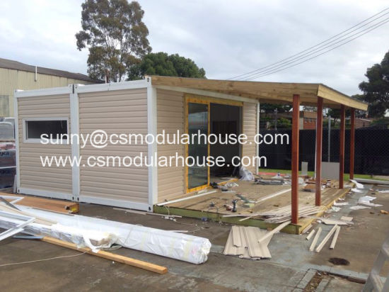 Container House for Bedrooms and Living