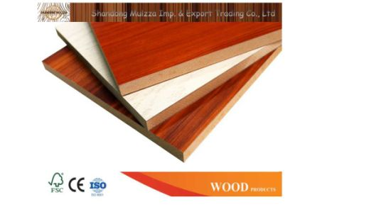 Wholesale Best Quality Cheap Melamine Faced MDF