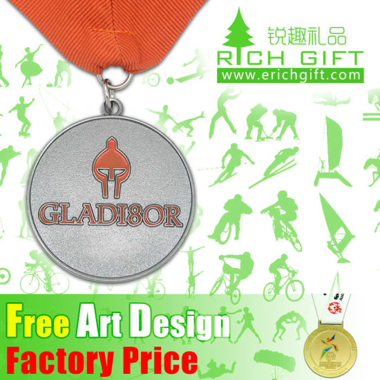 Factory Price High Quality Custom Metal Golf Club Medal pictures & photos