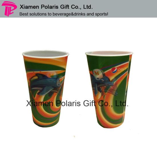 china personalized oem 3d design plastic beer mug china drinking