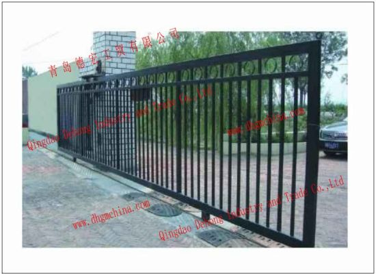 Stainless Steel Driveway Gate/Garden Gate pictures & photos