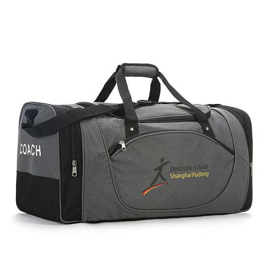 Wholesale Travelling Bag Cusatom Sport Gym Travel Duffel Bag