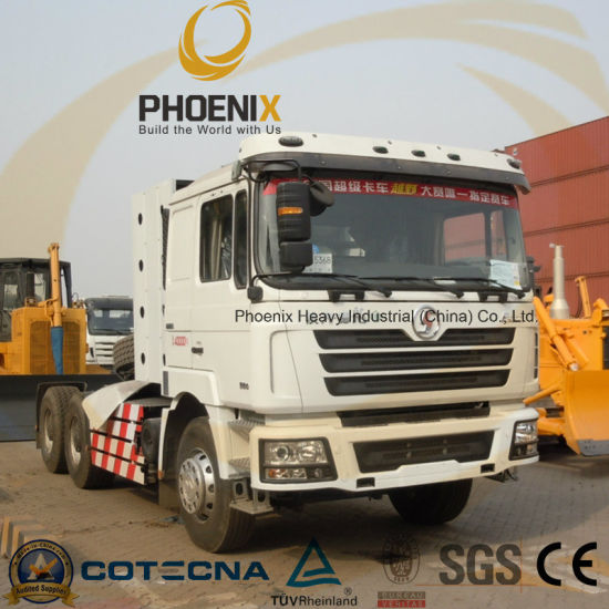 Shacman 6X4 380HP CNG Tractor Truck for Sale to Thainland