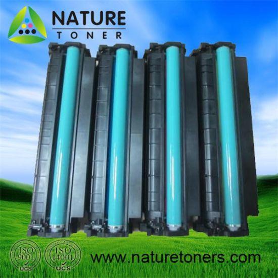 Compatible Color Toner Cartridge No. 410X for HP CF410X, CF411X, CF412X, F413X